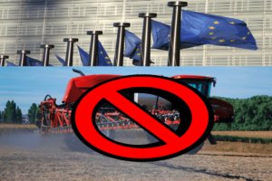 Glyphosat in der EU verbieten