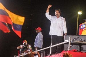 Nicolas Maduro, Präsident von Venezuela