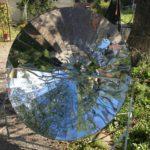 Solarkocher in der Kommune Sulzbrunn