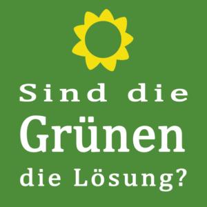 Sind die Grünen die Lösung?