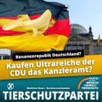 Kaufen Reichen der CDU das Kanzleramt?